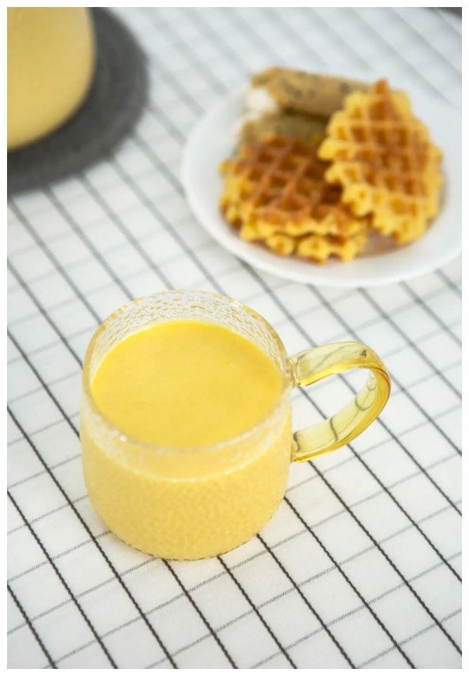 【奶香玉米汁】鲜玉米上市的季节,你可千万别错过这杯饮料