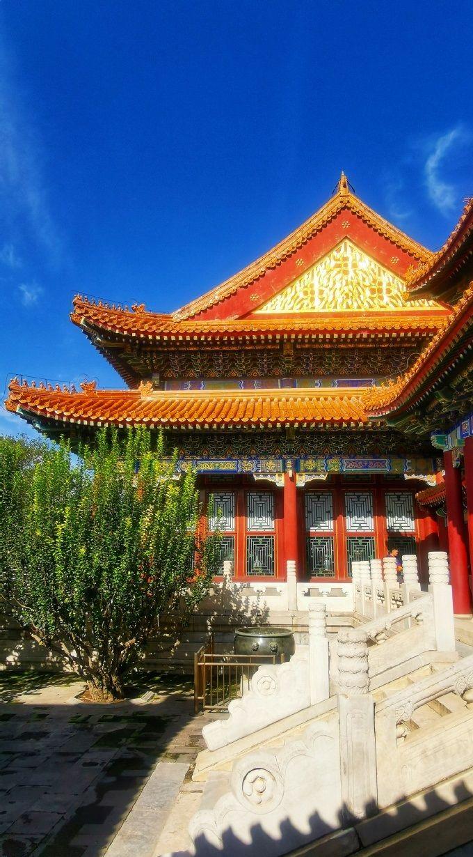北京颐和园·佛香阁