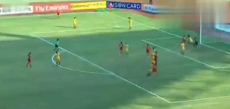 女足亚青赛,国青女足3比0完胜澳大利亚,获得世青赛入场券!