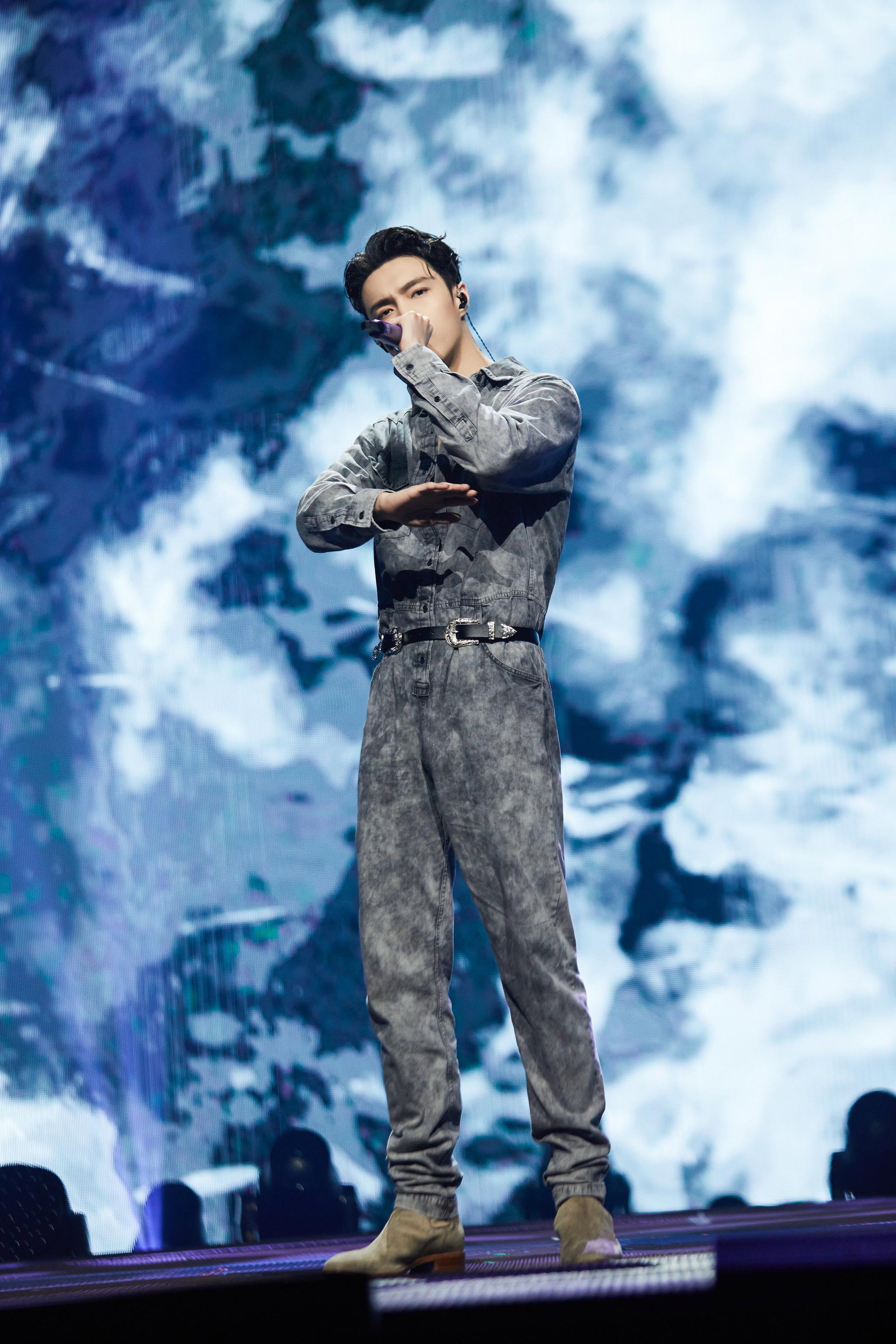 张艺兴《我是唱作人2》收官 推广M-POP原创实力获肯定