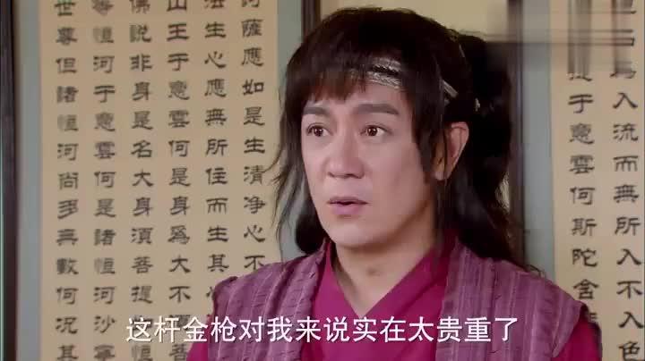 乞丐皇帝:皇觉寺主持被神仙托梦,授予朱重八金枪