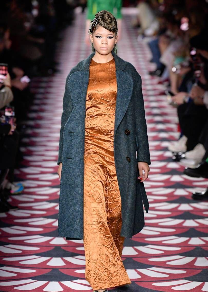巴黎时装周丨Miu Miu 2020秋冬系列之一