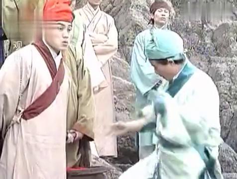 观世音传奇:韦陀一块银子就砸中观世音菩萨,原来是吕洞宾在捣鬼
