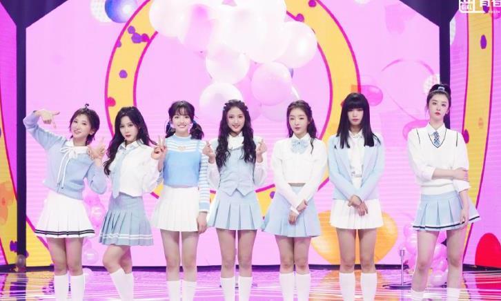 《青你2》正热播,芒果台打造女明星选秀新综?见到阵容太有兴趣