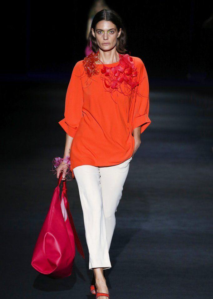 简约时装Ulises Mérida 2020春夏高级成衣秀