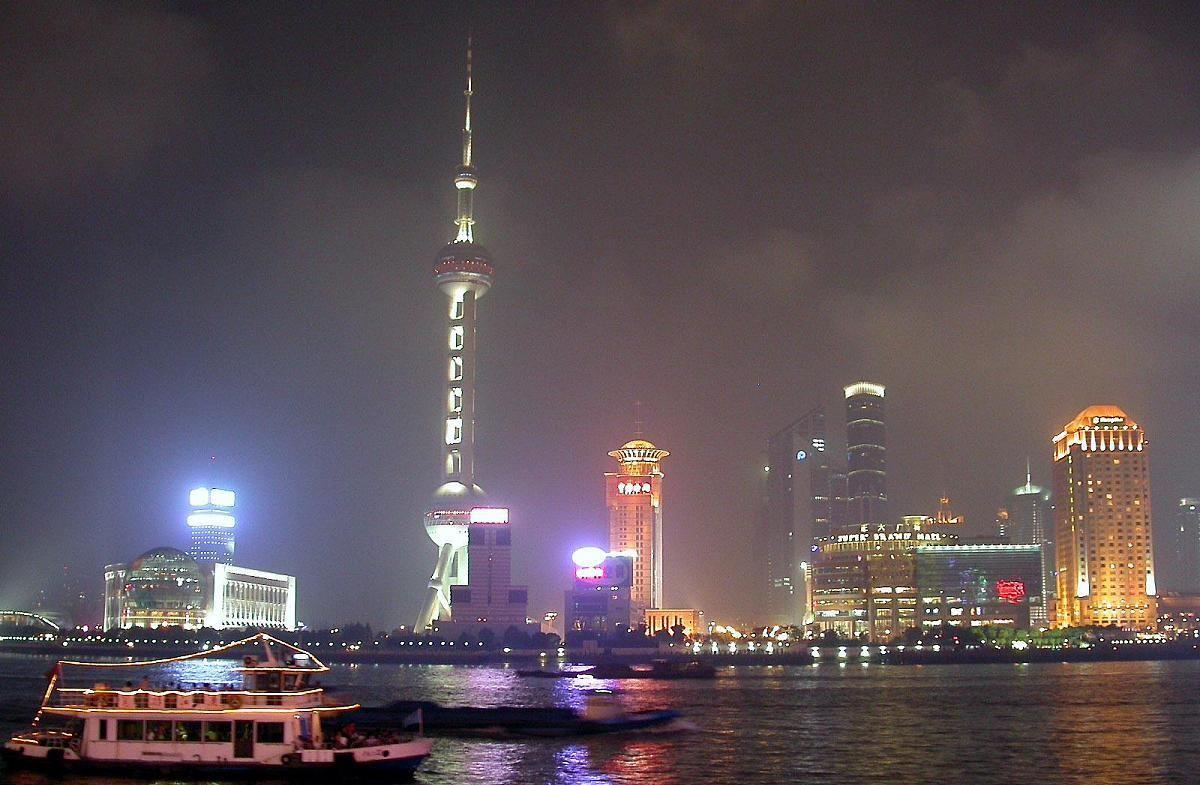 在旅行的路上,2020年7月9号,来到了美丽的大上海