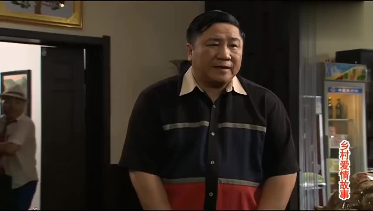 乡村爱情:刘能冲进赵本山办公室,非常激动,竟能说出这样的话来