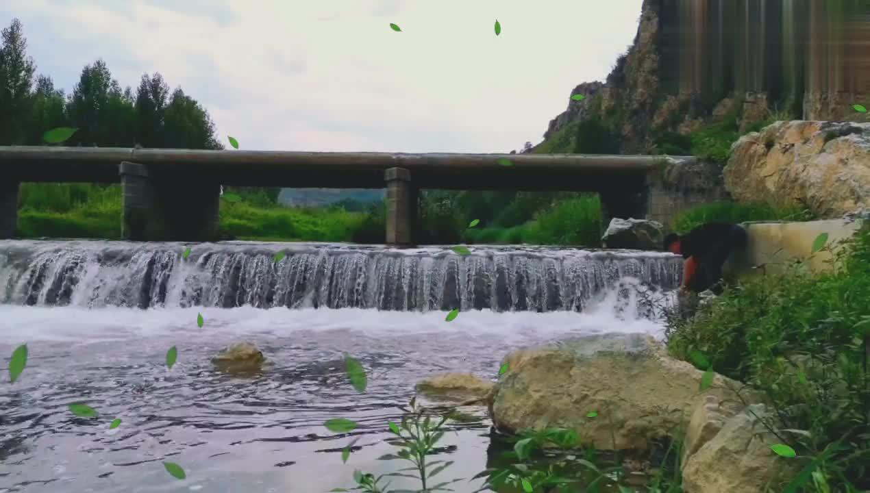 保定唐县媳妇沟,免费观山赏石玩水,还有峡谷秘境。