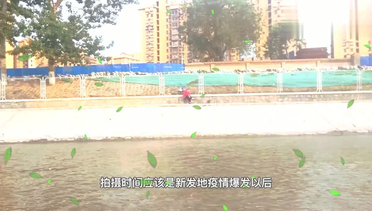 引水渠成为附近居民的避暑胜地,京郊免费的水上乐园