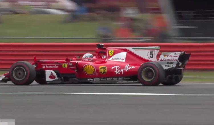 法拉利车对的红色经典,F1标志性车队之一,出色的车队