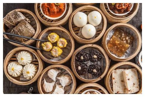中韩日美这四个国家的早餐,这差距不是一点,没有对比就没有伤害