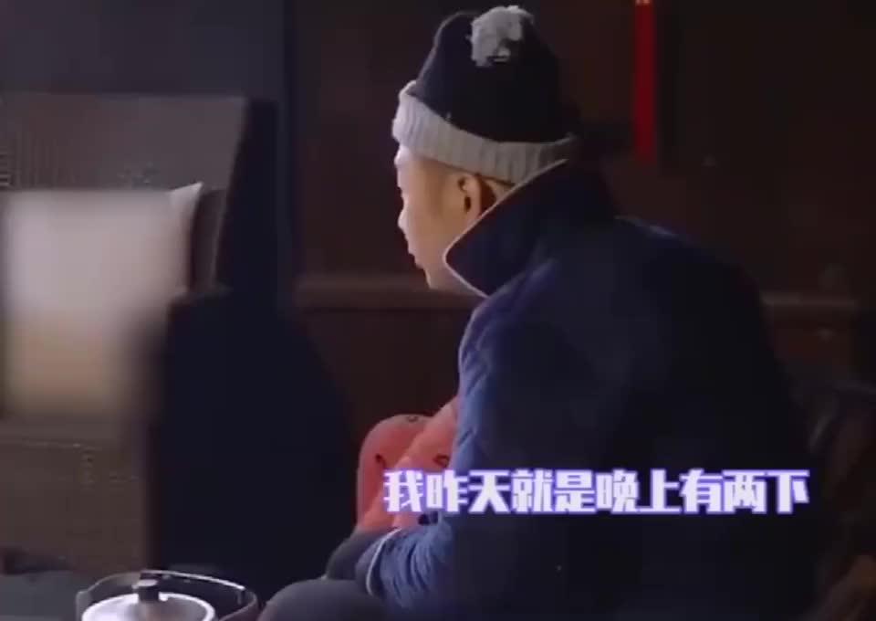 沈梦辰:乖乖的巴掌脸,杜海涛的脸有好几个巴掌啊!