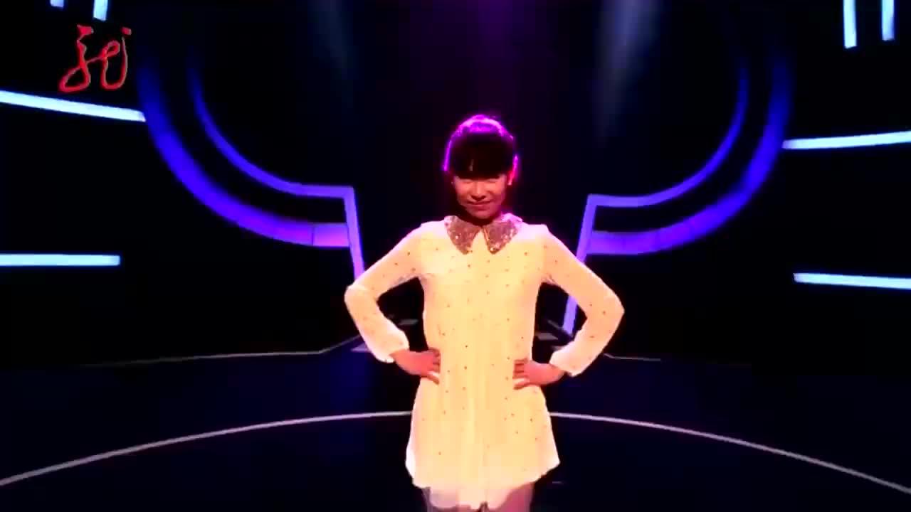 甜美系女孩表演《看榜》刘仪伟导演毒舌点评太狠了