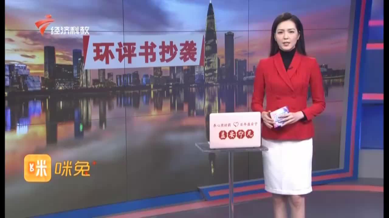 深圳湾环评抄袭门广东成立省市联合调查组