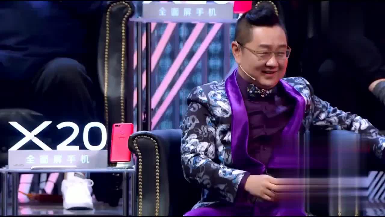 马景涛上吐槽大会池子不知该不该鼓掌刘嘉玲和张绍刚都懵了