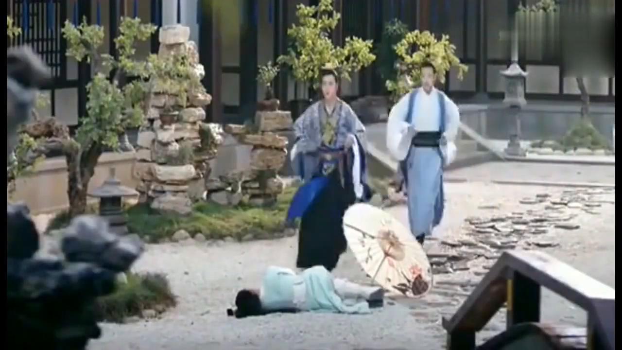 伽罗晕倒,张丹峰:我喜欢她能不紧张吗?太甜了!