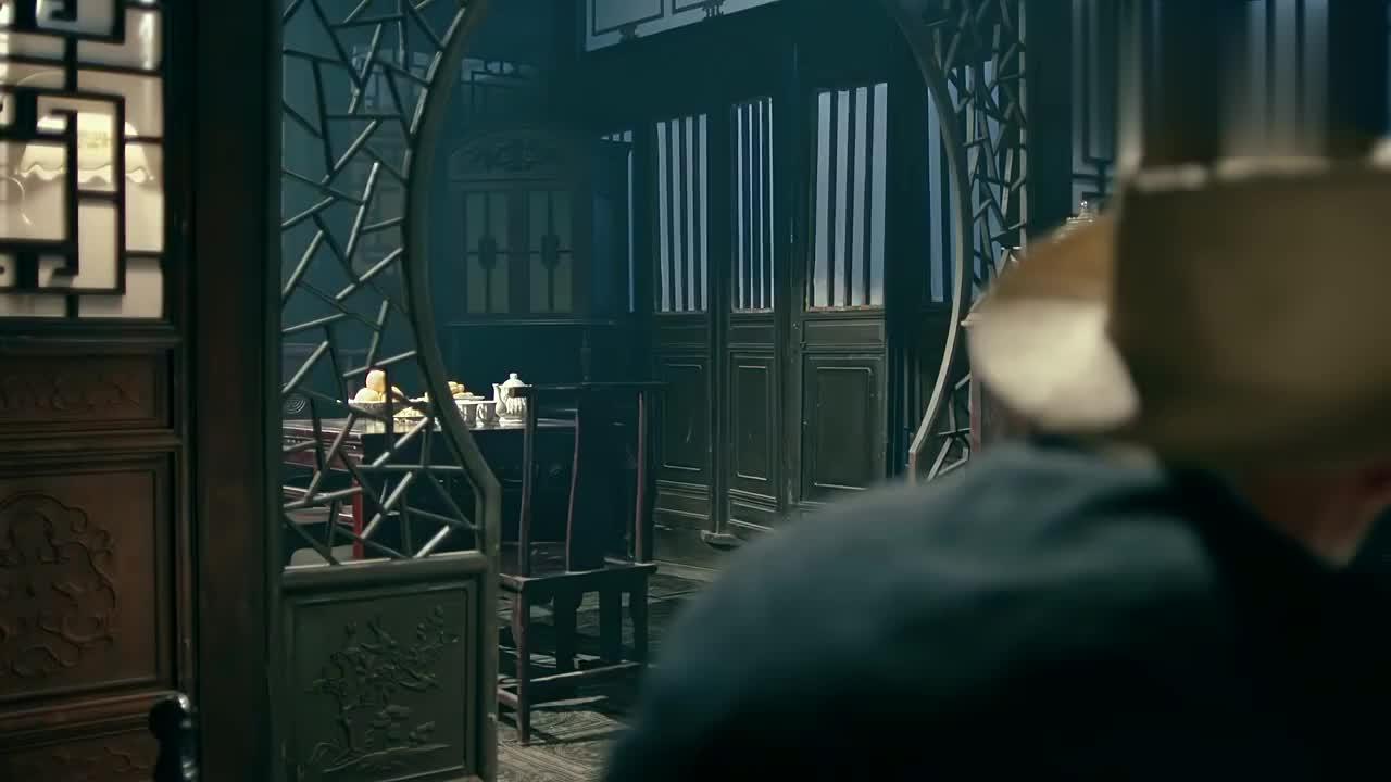 敢走大烟生意的果然厉害,本以为他就是个商人,不料是警务处处长