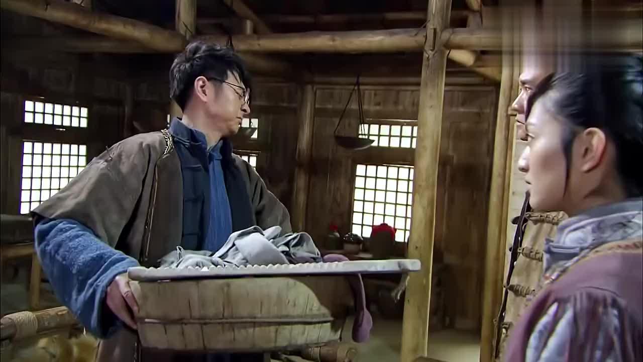 江湖正道:票儿要娶肖桂英,不料刚说完,肖桂英满脸不屑!