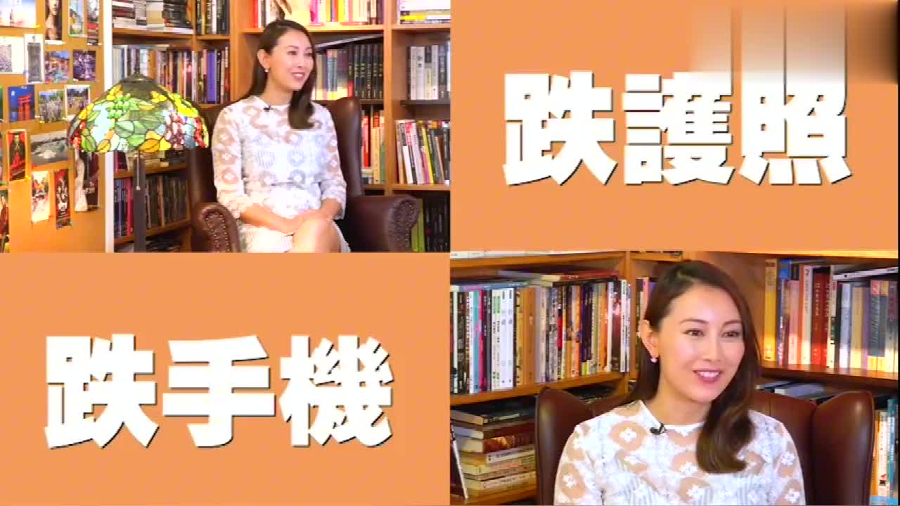 袁嘉敏:以往每届港姐印象好深刻 女生为了拍戏去参选港姐太肤浅