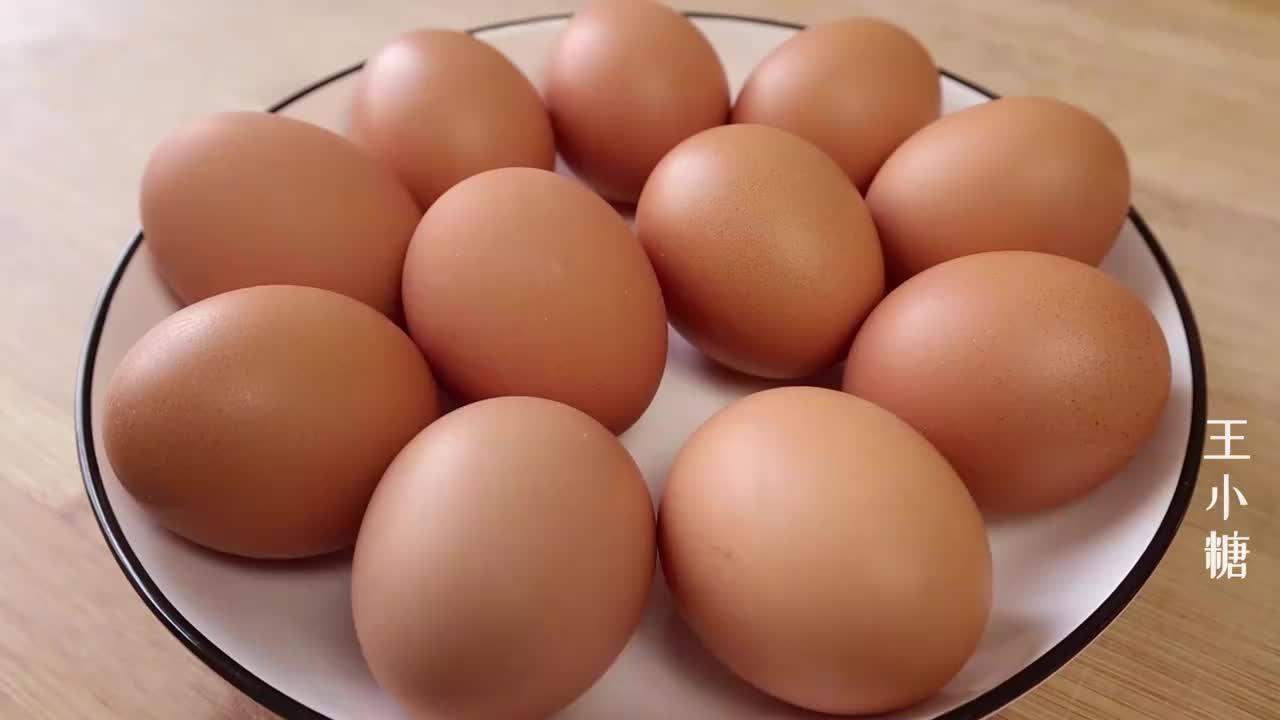 想吃茶叶蛋不用买,教你自己在家做,好吃入味又卫生,做法超简单