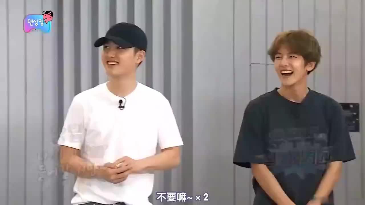 无限挑战:郑俊河与EXO,跟着混迹于夜店的大哥,大干一场吧