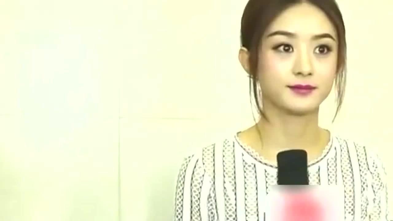 郑爽14岁,baby14岁,鞠婧祎14岁,看到杨紫:这是匹黑马!