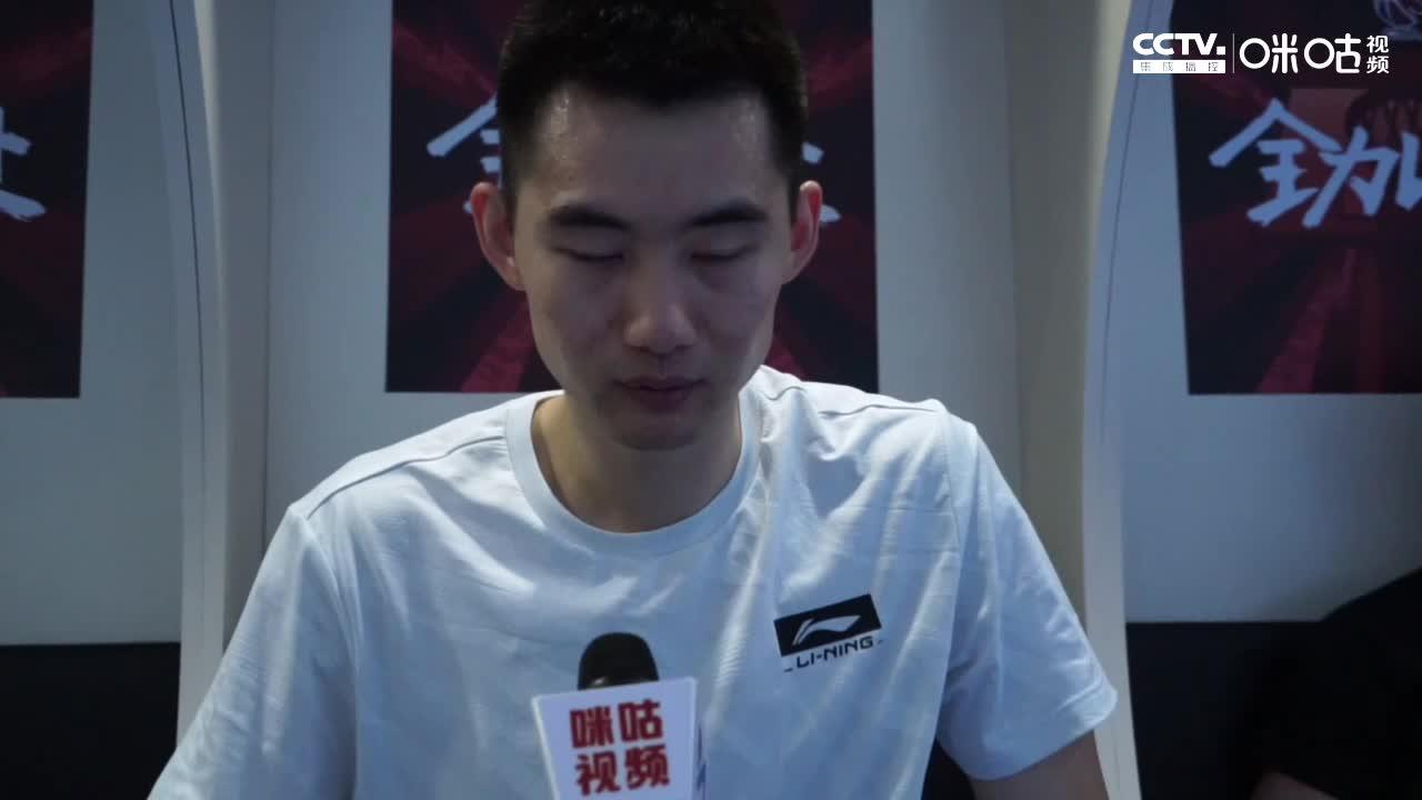 独家对话崔晋铭:单败太残酷还是希望可以多打两场