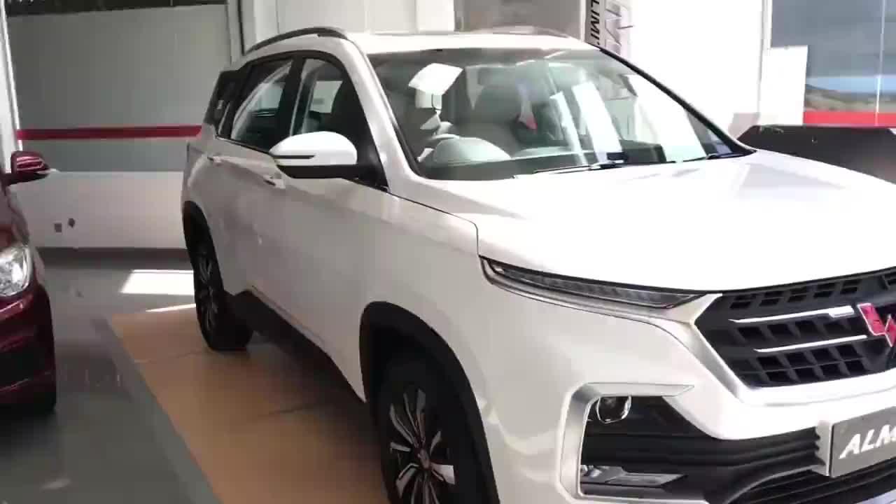 视频:国产七座神车,2020款五菱宏光Almaz按下钥匙后,给个不喜欢理由