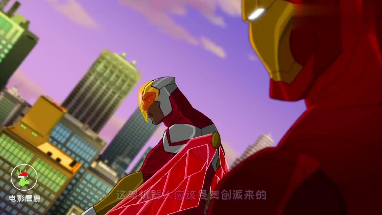 漫威:钢铁侠被奥创惨虐,战甲无情被拆、遍体鳞伤险些丧命!