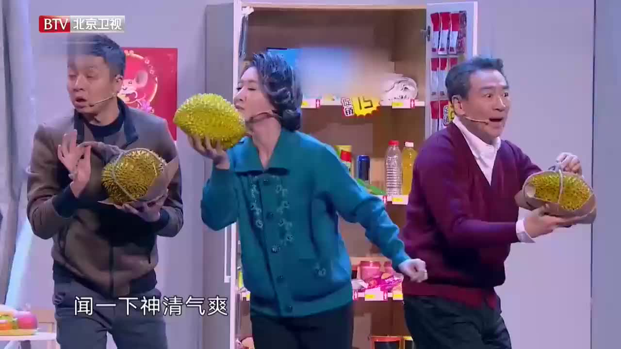 小品:宋宁模仿李佳琦卖榴莲,OMG太神似了吧
