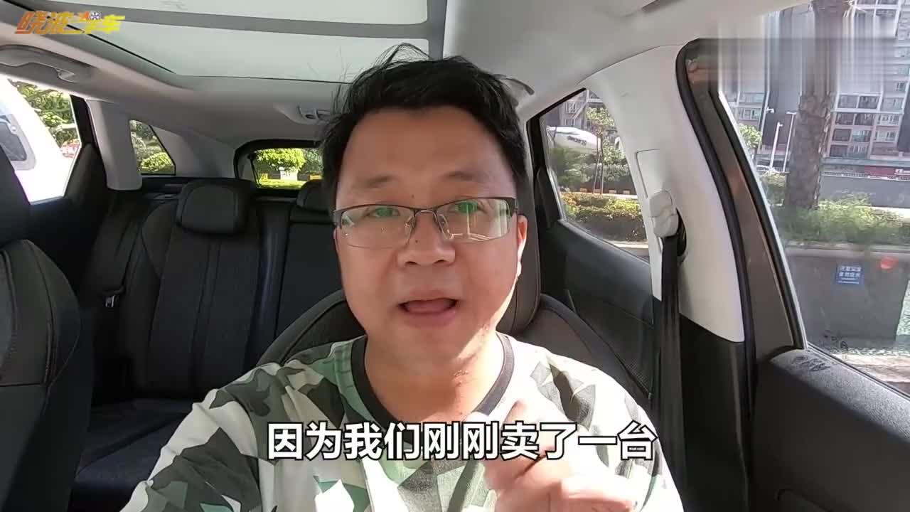 视频:车贩子卖车实录:送台标致4008去清远,客户看完试完满不满意?