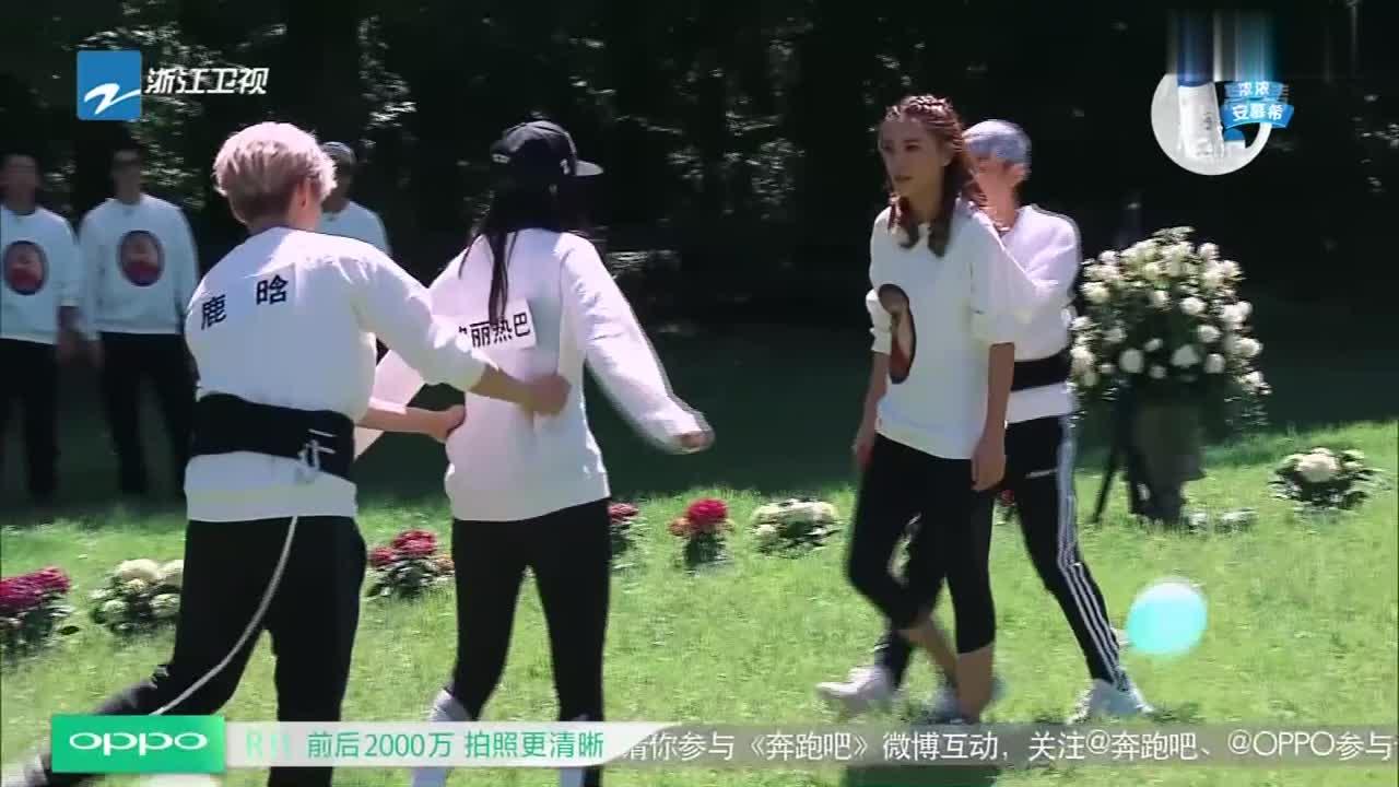 韩东君公主抱应采儿,直言对不起陈小春!邓超:你去不了香港了!