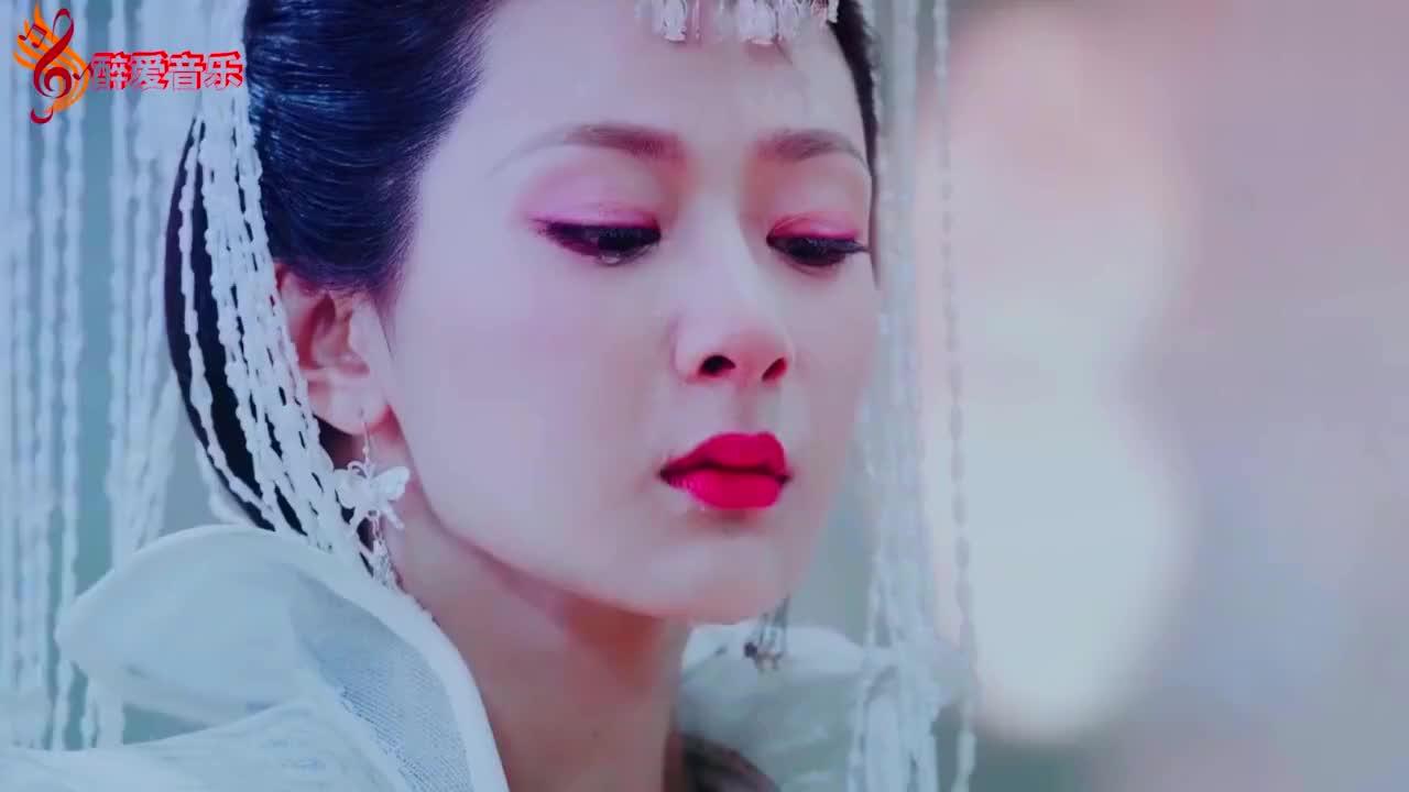 董贞一首《思如雪》配上杨紫古装美,温婉的歌声唱出了多少柔情。