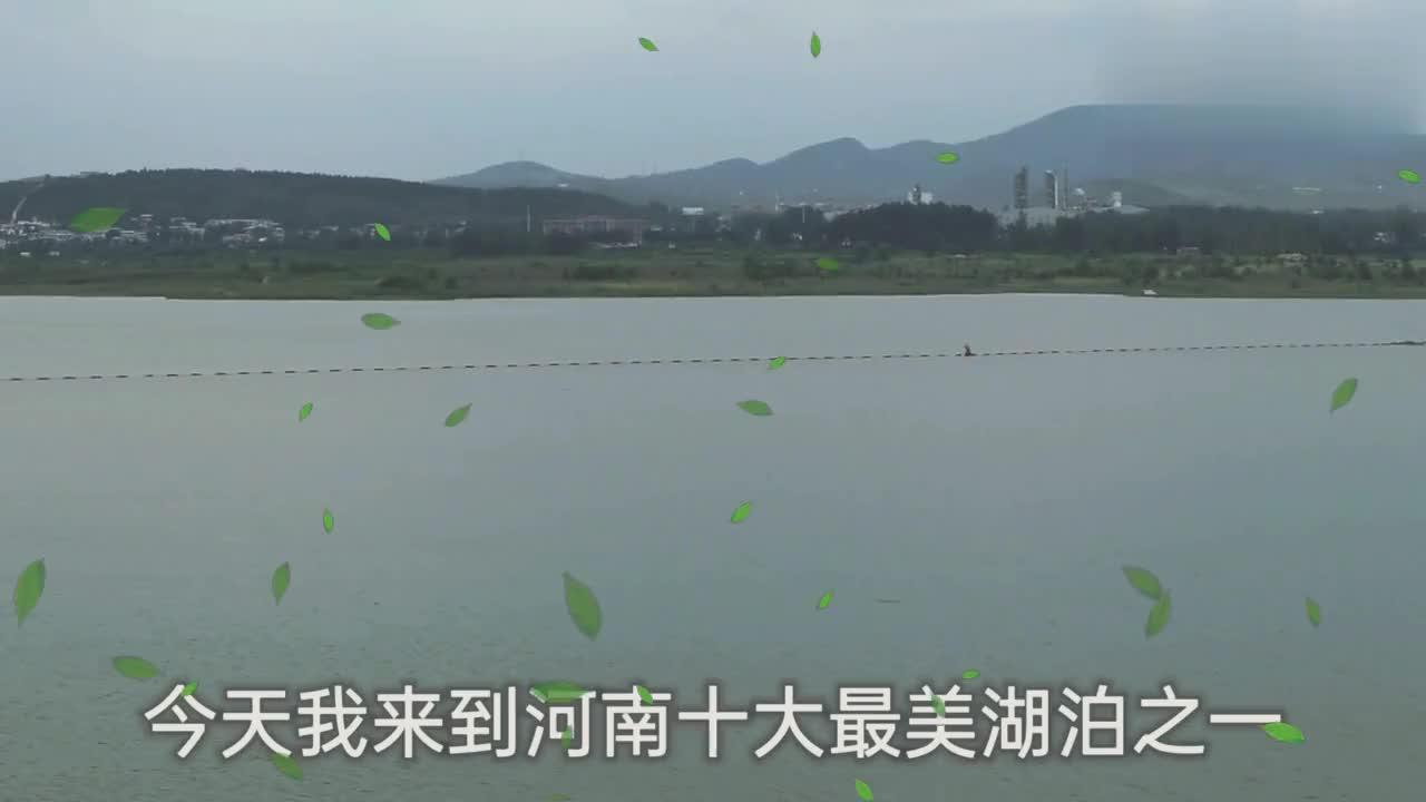 许昌禹州白沙湖,解放后河南修建第一座大型水库,国家水利风景区