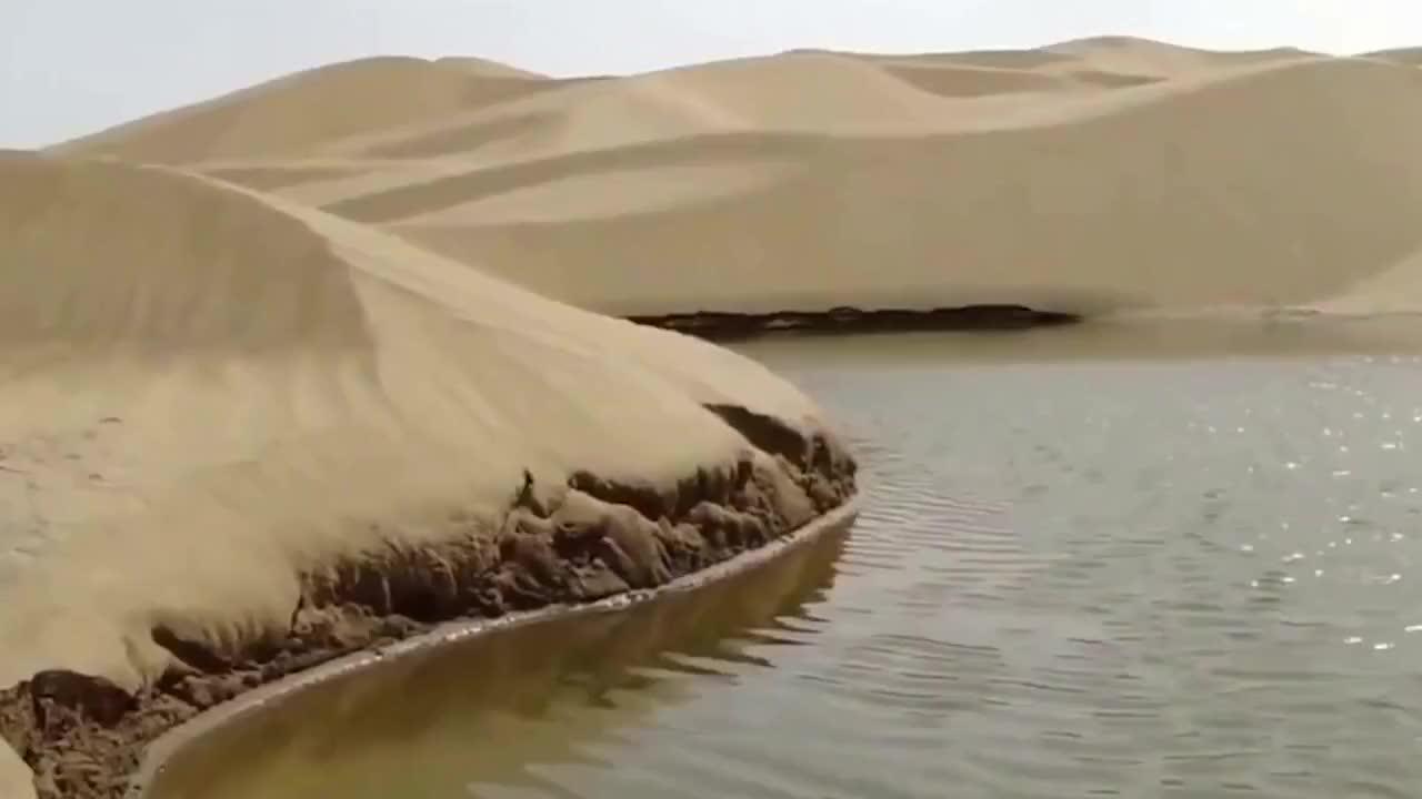 如果塔克拉玛干沙漠变成绿洲,会对我国有什么影响?看完恍然大悟