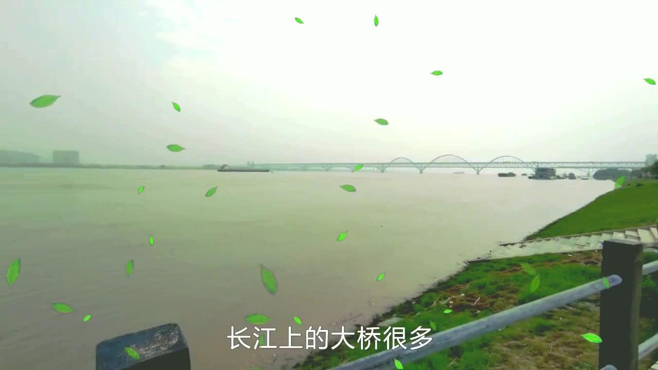 孙中山先生提议建设,横跨湖北和江西,不亚于武汉和南京长江大桥