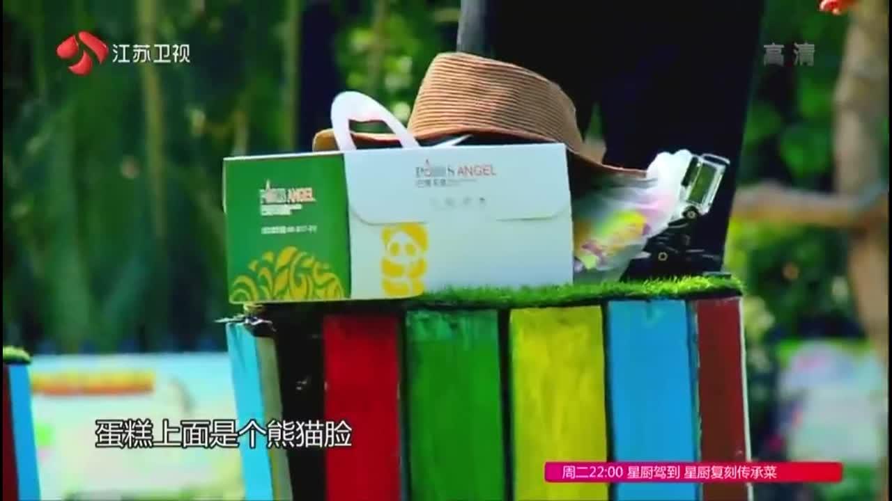 战斗吧:王嘉尔麻绳放帽子,这是从哪来的阿哥,熊孩子太有戏!