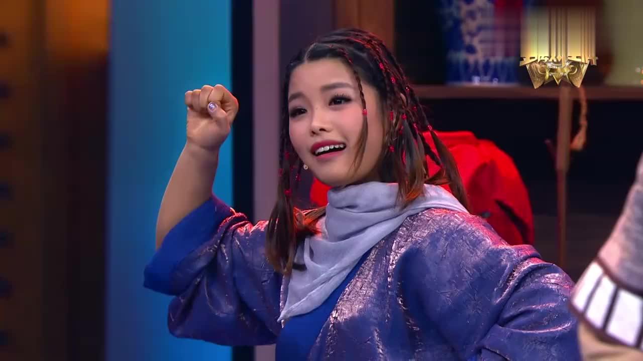 沙溢闫妮再演《武林外传》,不料第一句台词就笑场,实在憋不住!