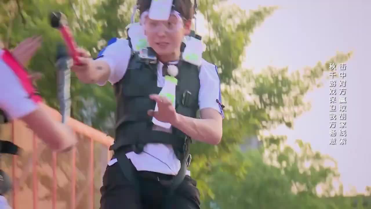 """王大陆化身神枪手百发百中,彭昱畅惨被""""毁容"""",杨紫笑疯了"""