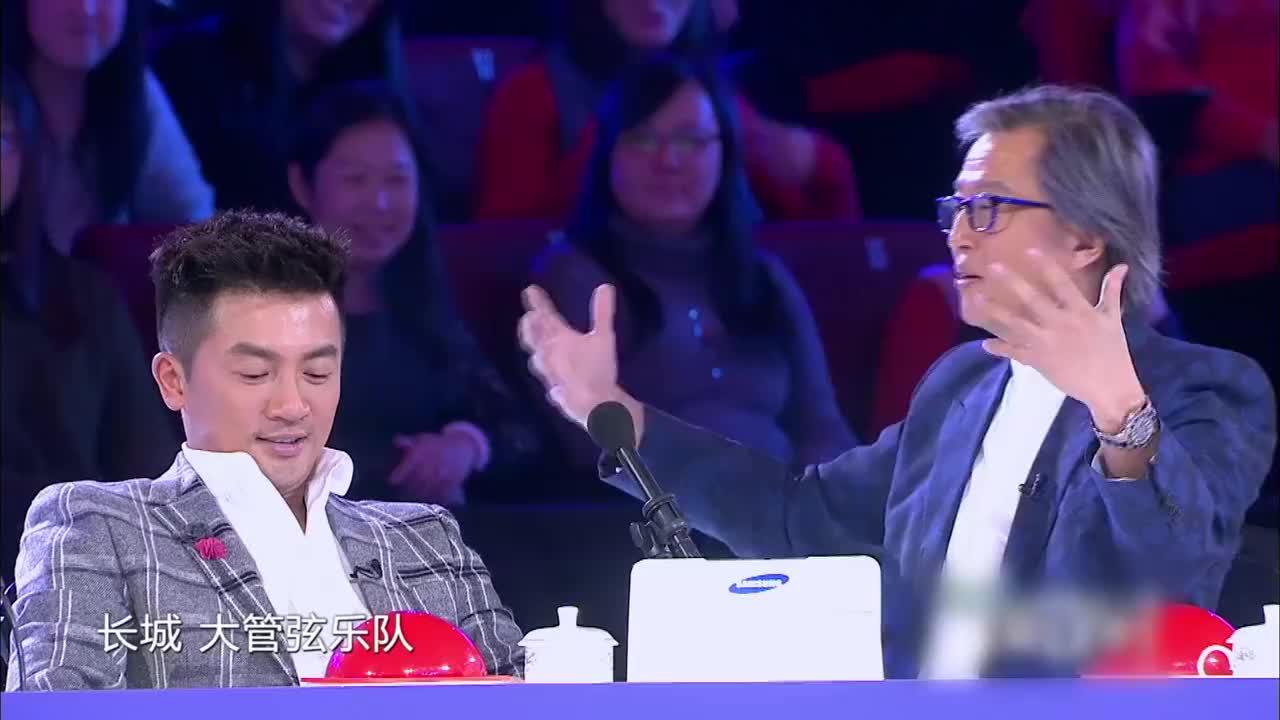 中国达人秀:剧团打杂工上演魔术奇幻秀