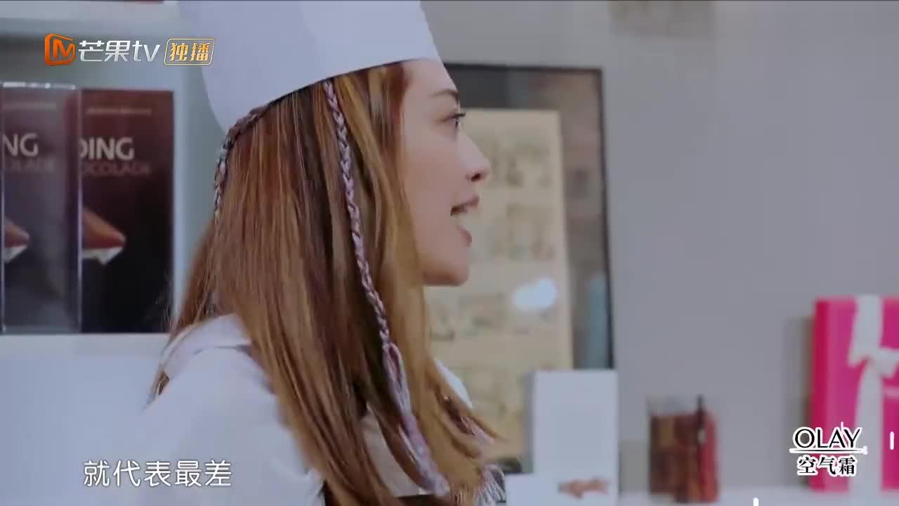 颖儿写明信片带中文翻译,应采儿挑事:怕你老公看不懂吗?