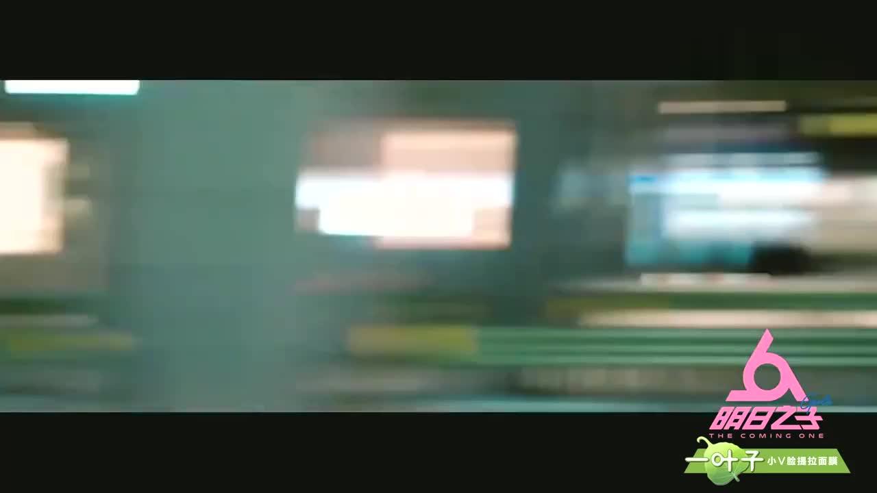 鹅厂的宣传片就是大气,张钰琪努力大声说话太萌,不愧叫甜甜