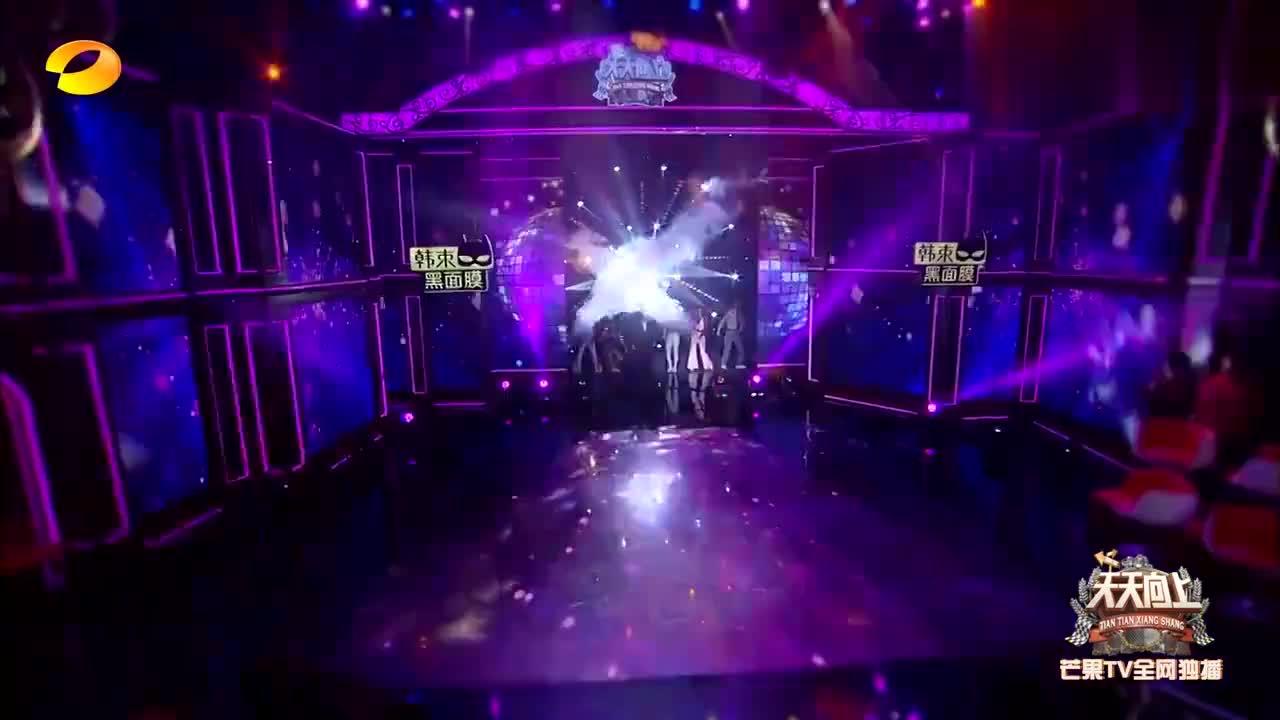 汪涵开唱经典《莫妮卡》,大秀帅气魔性舞姿,瞬间嗨翻全场!
