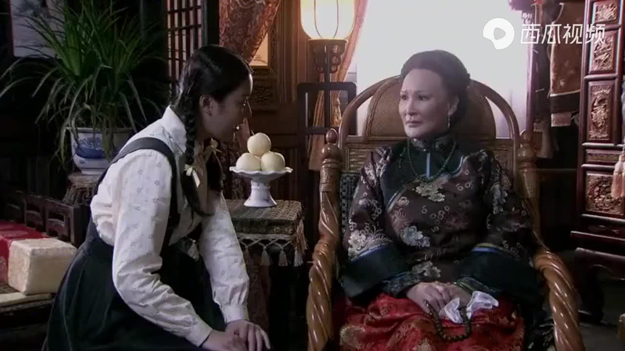 二十四道拐-这老夫人看来是看上王雅琴了!