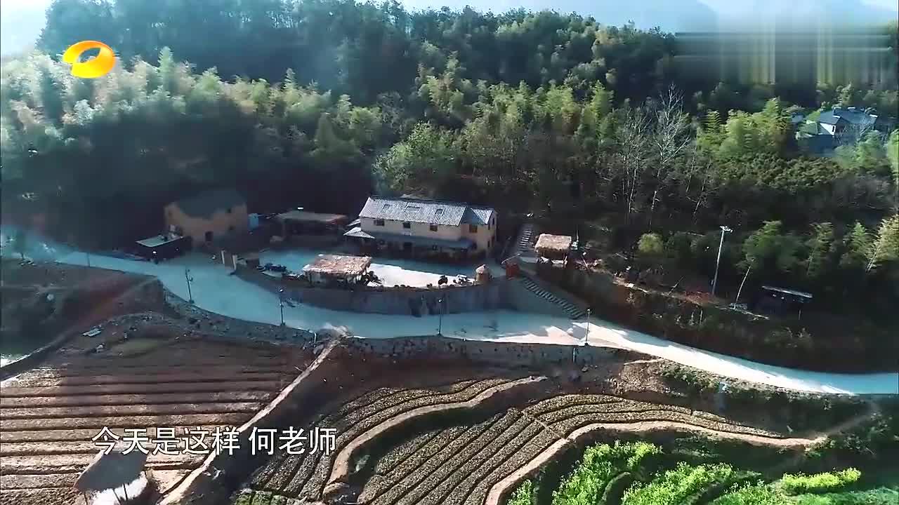 向往2:黄磊第一次做豆腐,竟然意外的成功,把何炅彭彭惊呆了
