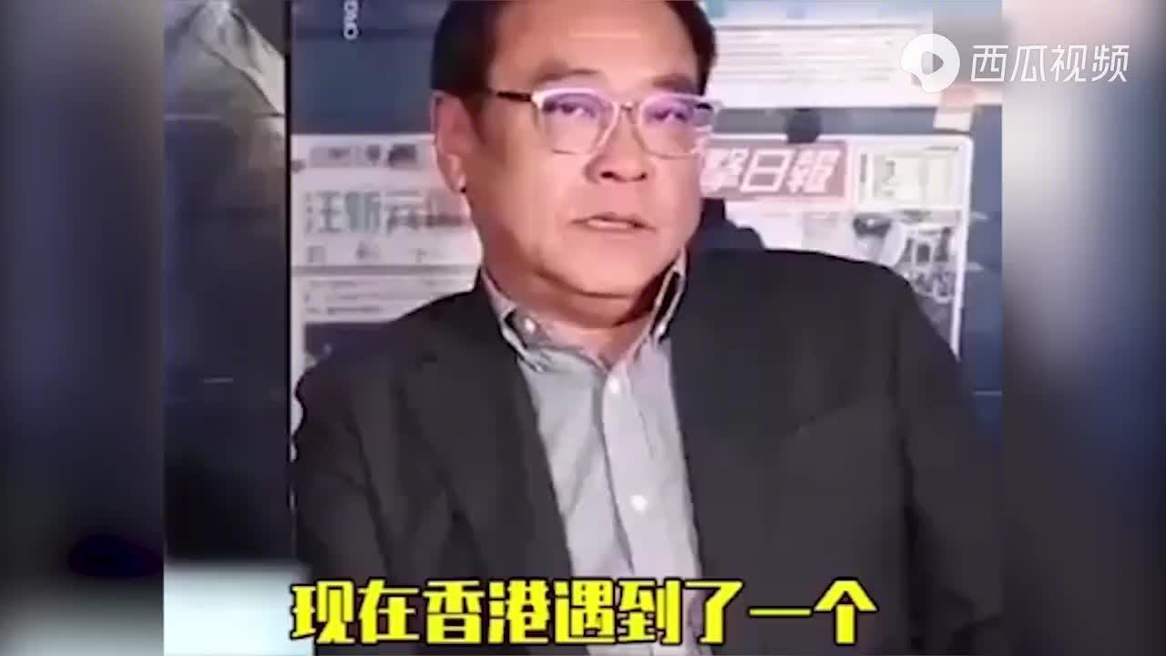 尔冬升谈古天乐:最敬佩的人之一,香港娱乐圈全靠他了
