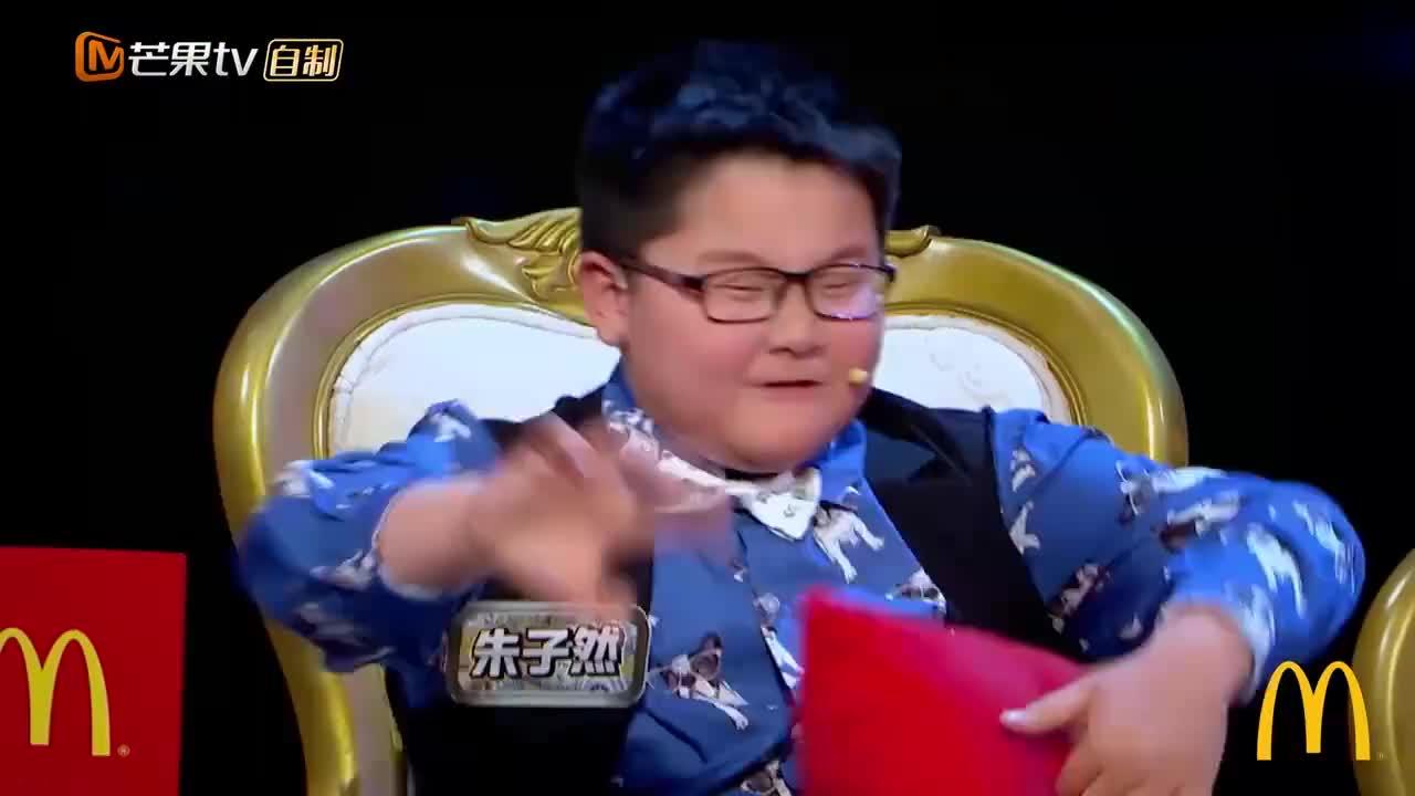 """小胖子谈""""食堂潜规则"""",撒贝宁当场笑疯,简直是学校的灾难!"""