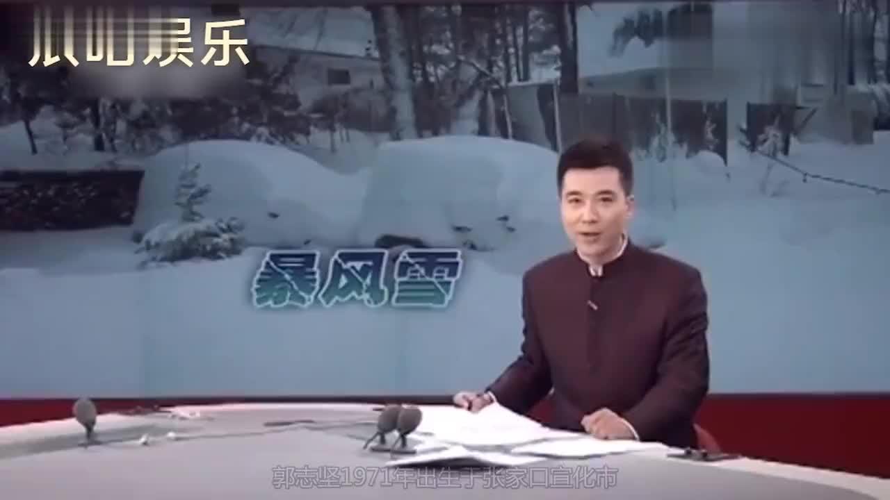 央视主持人郭志坚,天才儿子十多岁就出书,可谓是妥妥的人生赢家