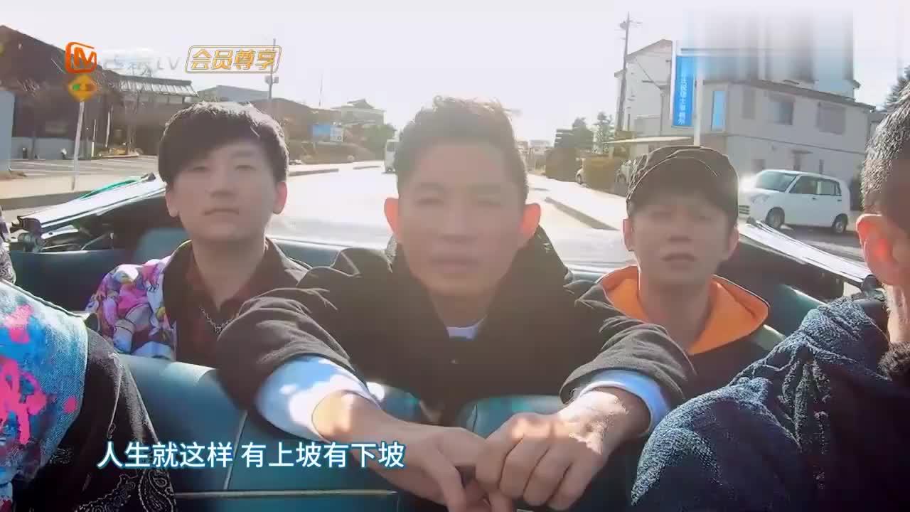 谢霆锋开车迷路,周杰伦坐副驾不敢吱声,网友:一对难兄难弟!