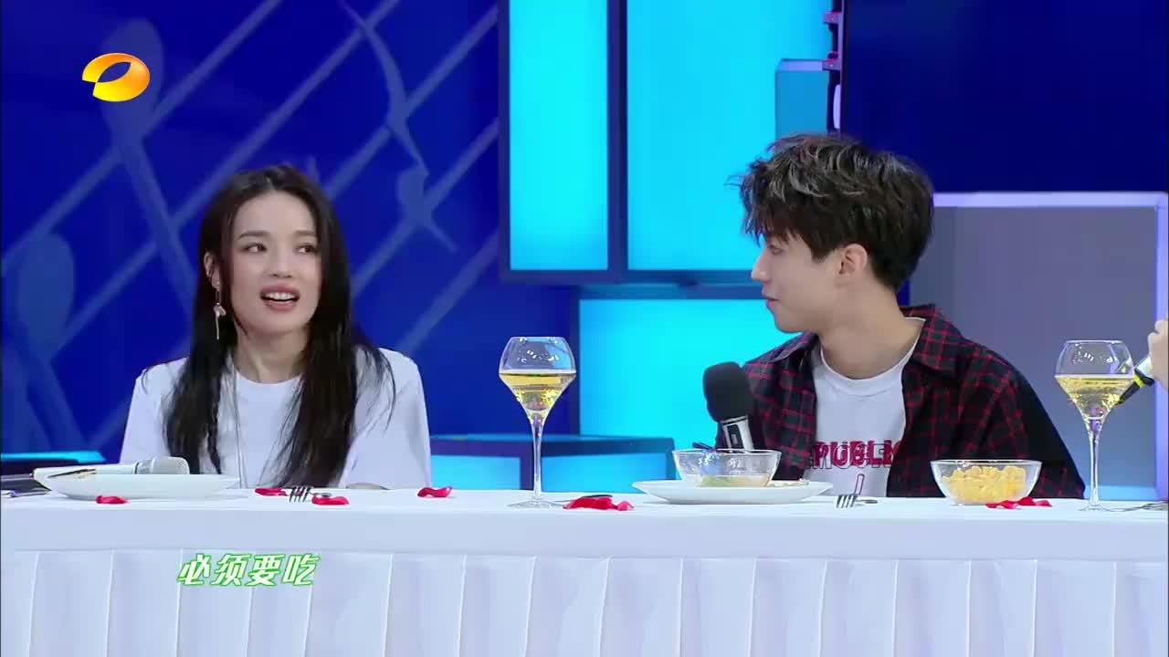 快乐大本营:王俊凯最怕的一道菜,为了不吃,宁愿输掉比赛